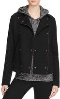 Velvet by Graham & Spencer French Terry Toni Jacket - 100% Bloomingdale's Exclusive