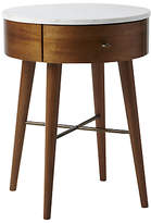 west elm Penelope Bedside Table, Acorn