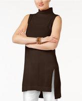 Alfani PRIMA Wool-Cashmere Tunic Sweater, Only at Macy's