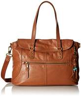 The Sak Esperato Flap Satchel