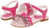 Bibi Kids BBI-06 (Infant/Toddler) (Fuchsia) - Footwear
