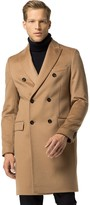 Tommy Hilfiger Tailored Collection Slim Fit Cashmere Coat