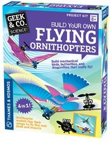 Thames & Kosmos Flying Ornithopters Kit
