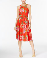 INC International Concepts Printed Dress, Only at Macy's