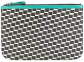 Pierre Hardy printed zipped pouch