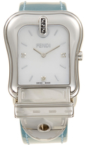 Fendi B. Stainless Steel & Diamond Timepiece, 31mm