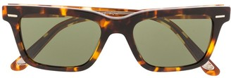 Oliver Peoples The Row BA CC square-frame sunglasses