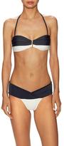 Vix Paula Hermanny Solid Betsey Bandeau Bikini Top