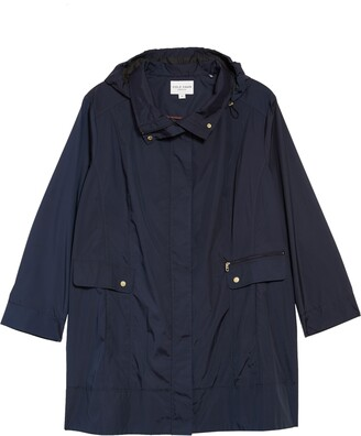 Cole Haan Water Resistant Rain Jacket