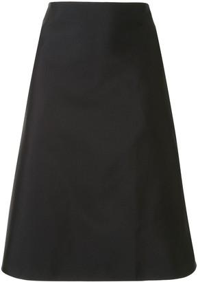 Jil Sander Knee-Length A-Line Skirt