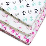 Wendy Bellissimo Wendy BellissimoTM Mix & Match Fitted Crib Sheets