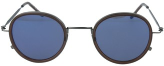 Tomas Maier Core 49MM Oval Sunglasses