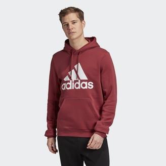 adidas Badge of Sport Fleece Hoodie