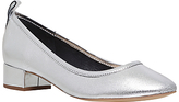 Carvela Aston Block Heeled Court Shoes