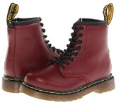 Dr. Martens Kid's Collection 1460 Toddler Brooklee Boot (Toddler) (Black Softy T) Kids Shoes