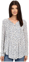 Brigitte Bailey Marisole Button Up Long Sleeve Blouse