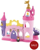 Baby Essentials Fisher Price Little People Disney Princess Musical Dancing Palace