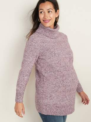 Old Navy Maternity Turtleneck Tunic Sweater