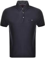 Ted Baker Jayez Polo T Shirt Navy