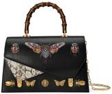 Gucci Ottilia leather top handle bag