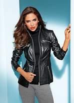 Heine Leather Jacket