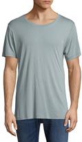 BLK DNM Solid Crewneck T-Shirt