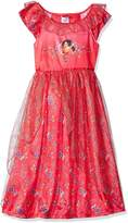 Disney Dress Like Elena Of Avalor Nightgown for girls