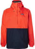 Patagonia Torrentshell Waterproof H2no Performance Standard Ripstop Hooded Jacket - Orange