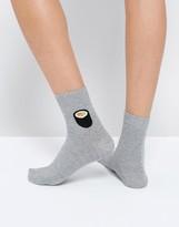 Asos Sushi Odd Ankle Socks