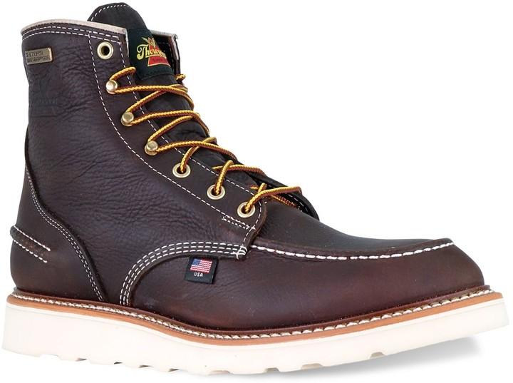 ddc35629a34 American Heritage Men's Waterproof Work Boots