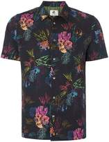 Paul Smith Men's Short sleeve floral print shirt