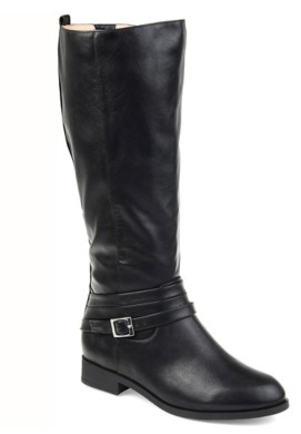 Journee Collection Ivie Wide Calf Riding Boot