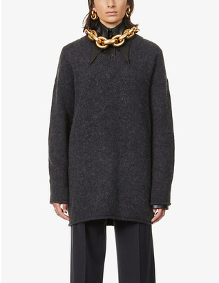 Acne Studios Keandra knit oversized jumper