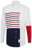 Thom Browne Colour Block Shirt