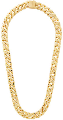 Ambush Gold Classic Chain 7 Necklace