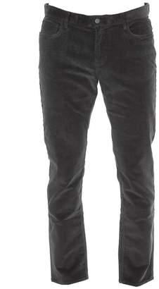 Michael Kors Slim Fit Stretch Corduroy Pants