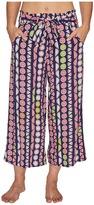Josie Valley Mix Capri Pants Women's Pajama