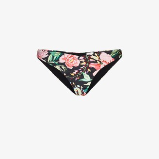 Zimmermann Bellitude floral print bikini bottoms