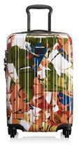 Tumi International Banana Leaf-Print Carry-On Case