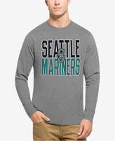 '47 Men's Seattle Mariners Power Alley Long-Sleeve T-Shirt