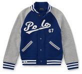 Ralph Lauren 2-7 Cotton French Terry Jacket