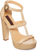 Two Lips Too Odele Platform Sandals