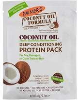 Palmers Coconut Oil Formula Deep Conditioning Protein Pack 2.1 oz