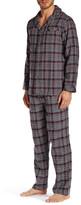 Majestic Flannel Pajama 2-Piece Set
