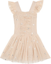 Stella McCartney Star detail dress 4-14 years