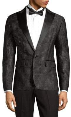 DSQUARED2 Beverly Micro Dot Jacket