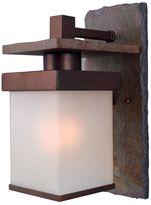 Kenroy Home Boulder Small 1-Light Wall Lantern