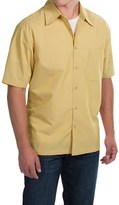 Vantage Single-Pocket Camp Shirt - Short Sleeve (For Men)