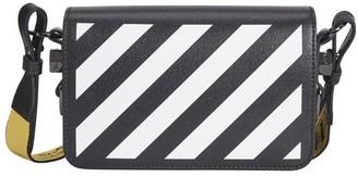 Off-White Off White Diag Flap mini shoulder bag