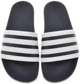 adidas Adilette Flip Flops Navy